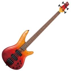 Ibanez SR870-ALG Soundgear Series 4-String RH Electric Bass-Autumn Leaf Gradation