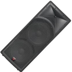 Cerwin Vega INT252V2 portable 15 inch 2 way full range speaker