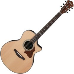 Ibanez AE510-NT Acoustic Electric 6 string Guitar - Natural High Gloss