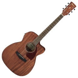 Ibanez PC12MHCE-OPN PF Performance Series Grand Concert 6 String RH Acoustic Electric Guitar - Open Pore Natural