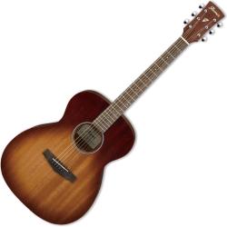 Ibanez PC18MHMHS Mahogany Grand Concert 6 String RH Acoustic Guitar -  Mahogany Burst