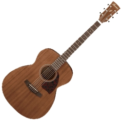 Ibanez PC12MH-OPN PF Performance Series Grand Concert 6 String RH Acoustic Guitar - Open Pore Natural