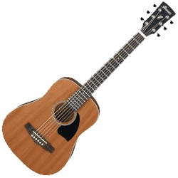 Ibanez PF2MH-OPN PF Performance Series 3/4 Size 6 String RH Acoustic Guitar -Open Pore Natural