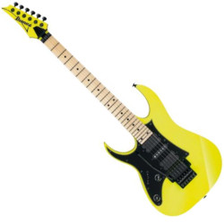 Ibanez RG550L-DY Genesis Collection RG Style LH 6 String Guitar in Desert Sun Yellow
