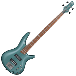 Ibanez SR300E-MSG SR Standard Series 4 String Electric Bass - Metallic Sage Green