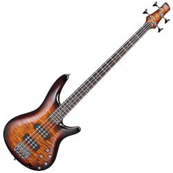 Ibanez SR400EQMDEB SR Standard 4 String RH Electric Bass - Dragon Eye Burst