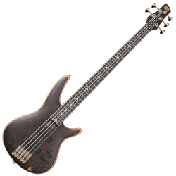 Ibanez SR5005OL Prestige Series 5-String RH Electric Bass w/ case - Oil Finish