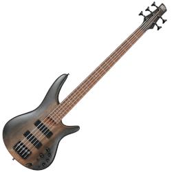 Ibanez SR505E-SBD 5 String RH Bass Guitar - Surreal Black Dual Fade