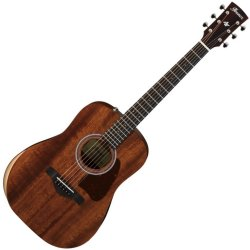 Ibanez AW54JR-OPN Artwood Series Acoustic 6 String Guitar - Open Pore Natural