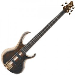 Ibanez BTB1825-NTL BTB Series 5 String Bass - Natural Low Gloss