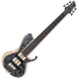 Ibanez BTB846SC-DTL 6-String Electric Bass Guitar - Deep Twilight Low Gloss