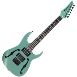 Ibanez PGMM21-MGN Paul Gilbert Signature Mikro 6 String RH Electric Guitar - Metallic Light Green