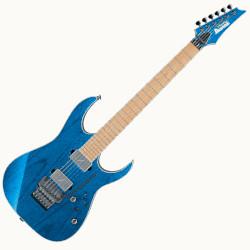 Ibanez RG5120M-FCN Prestige Series 6 String RH Electric Guitar- Frozen Ocean