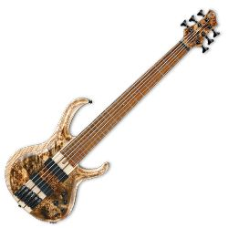 Ibanez BTB846V-ABL Antique Brown Stained Low Gloss BTB Workshop 6 String RH Electric Bass