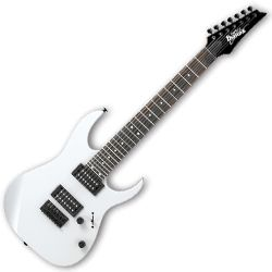 Ibanez GRG7221-WH Gio Series 7 String RH Electric Guitar in White