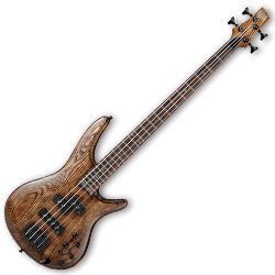 Ibanez SR650-ABS-d SR Series 4 String RH Electric Bass in Antique Brown Stained (discontinued clearance)  (Prior Year Model)