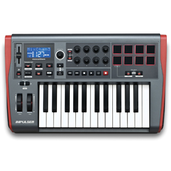 Novation Impulse 25 USB 25-key MIDI Controller