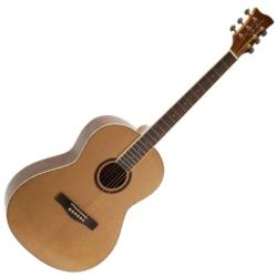 Jay Turser JTA524N Full Size Concert 6-String RH Acoustic Guitar-Natural