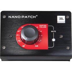 JBL NPATCH BLK Compact Passive Volume Controller