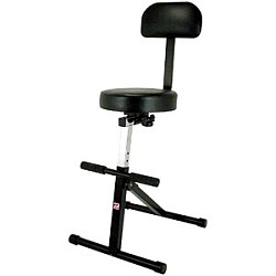 Profile KDT5302 Musician Throne with footrest and back