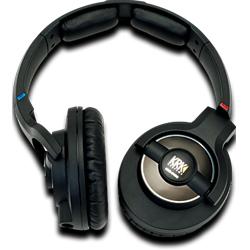 KRK KNS-8400 Headphones with Acoustic Memory Foam Ear Padding