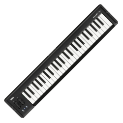 Korg Keyboards MICROKEY2-49AIR 49 Key Compact Bluetooth MIDI Controller