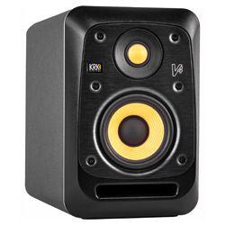 KRK V4S4 V Series 2-Way 4 Inch Cast Aluminum Frame Active Studio Monitor