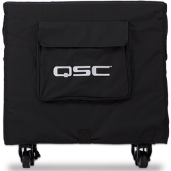 QSC Audio KSUB-COVER Soft Padded Weather Resistant Cover for KSub