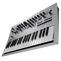 Korg Keyboards MINILOGUE Polyphonic Analogue Synthesizer