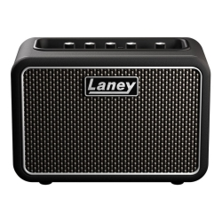 Laney MINI-ST-SUPERG Supergroup Battery Powered Stereo Guitar Amplifier Combo with tonebridge LSI