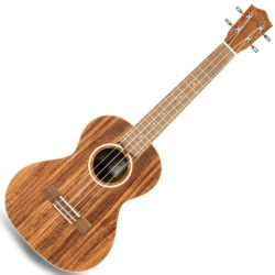 Lanikai ACST-T Acacia Solid Top Tenor Ukulele-Satin Finish