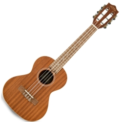 Lanikai MA-6T Mahogany 6 String Tenor Ukulele-Satin Finish