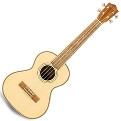 Lanikai SPST-T Tenor Ukulele with Spruce Top-Satin Finish