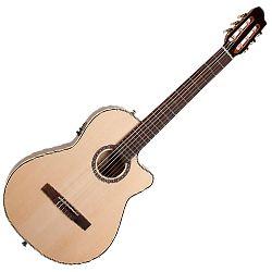 LA PATRIE 042654 Arena Mahogany CW QIT 6 String Acoustic Electric Guitar