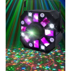 LC Group MIXLASER II V2 Led Strobe Laser