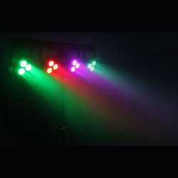 LC Group POWER PARTY BAR WLS LED Effects Light