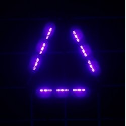 LC Group UV BAR 18 Blacklight