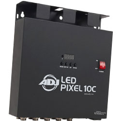 American DJ LED-PIXEL-10C 10 Channel controller for LED-PIXEL-TUBE-360