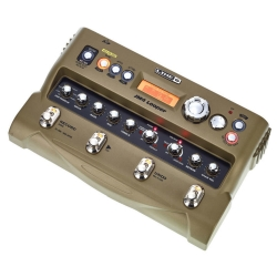 Line 6 JM4-LOOPER Looper Guitar Effects Pedal