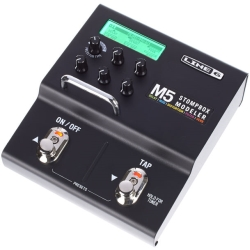 Line 6 M5 Stompbox Modeler Guitar Effects Pedal