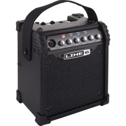 """Line 6 SPIDER-MICRO 6-watt 1 x 6.5"""" Modeling Combo Guitar Amplifier"""