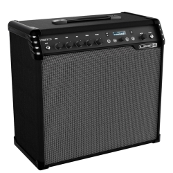 "Line 6 SPIDER5-120 120-watt 1 x 12"" Modeling Electric/Acoustic Guitar Amplifier Combo"