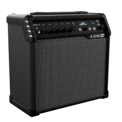 "Line 6 SPIDER5-30 30-watt 1 x 8"" Modeling Electric/Acoustic Guitar Amplifier Combo"
