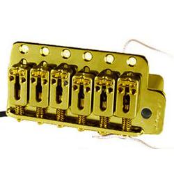 L. R. Baggs LR-XBUSG Electric Guitar Piezo US Standard X Bridge Pickup in Gold