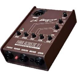 L. R. Baggs LR-PARADI 5-Band EQ / Direct Box