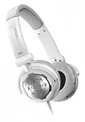 Denon DJ DN-HP500SW White Headphones (discontinued clearance)