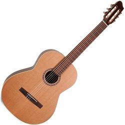 La Patrie 046560K Presentation QIT Solid Top Classical Nylon 6 String RH Guitar W/Bag
