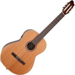 La Patrie 045501 Collection QI EQ Acoustic-Electric Classical Guitar