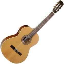 La Patrie 045419 Etude Nylon String Guitar w/QIT Pickup