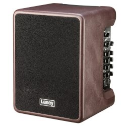 Laney A-Fresco 35W 1x8 Guitar Combo Amp Black Grill